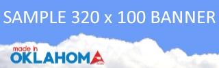 Sample Banner 320x100