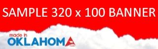 Sample Banner 320x100 v3